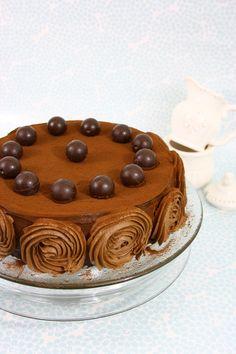 Tort cu nuca si ciocolata | gabriela cuisine - recipes