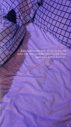 Billie Eilish Aesthetic Lyric Wallpaper // my strange addiction - ImPane Mood Wallpaper, Iphone Background Wallpaper, Purple Wallpaper, Aesthetic Pastel Wallpaper, Aesthetic Backgrounds, Aesthetic Wallpapers, Song Lyrics Wallpaper, Wallpaper Quotes, Lyrics Aesthetic