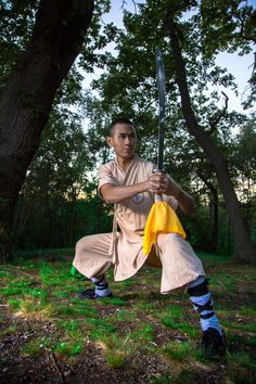Stand Guard (Shaolin Kung Fu) by TMProjection