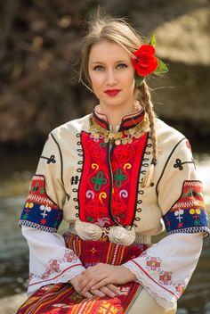 Bulgaria — Traditional Clothing