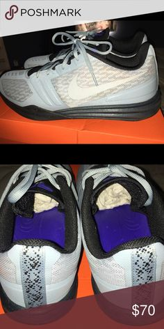 Men's Kobe Mentality Sz11 Good shoe, Great condition, Only worn 2x Nike Shoes Athletic Shoes