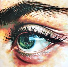 View Thomas Saliot's Artwork on Saatchi Art. Find art for sale at great prices from artists including Paintings, Photography, Sculpture, and Prints by Top Emerging Artists like Thomas Saliot. Thomas Saliot, Realistic Eye Drawing, Realistic Paintings, Drawing Eyes, Oil Paintings, Art Sketches, Art Drawings, Gcse Art Sketchbook, A Level Art