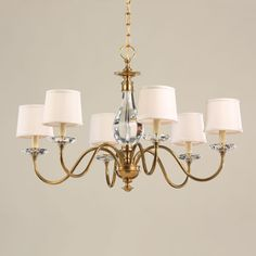 1000 images about brass chandeliers on pinterest brass chandelier brass metal and decorative - Spectacular glass chandelier shades for more elegant interior ...