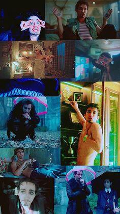 The umbrella academy. Klaus The umbrella academy. Alexander Hamilton, Hello Goodbye, Fanart, Robert Sheehan, Dysfunctional Family, Under My Umbrella, Geek Out, My Chemical Romance, American Horror Story