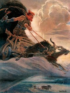 Norse Mythology: Religion & Culture - Discount registration is open for my public Norse myth classes. Follow link for details.