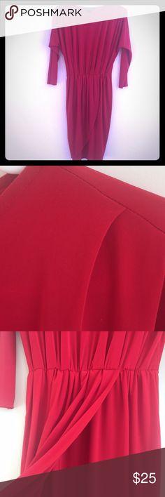 INC Wrap Dress. Size XS. Worn once for pictures. Excellent condition INC International Concepts Dresses