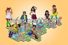 visit supergirlies official site