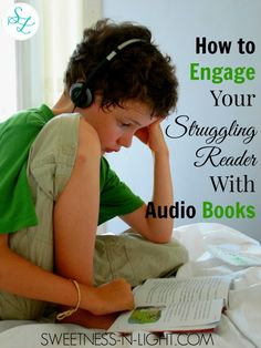 Engage With Audio Books