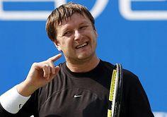 Feliciano Lopez vs. Yevgeny Kafelnikov: ´Stick to Golf Man´