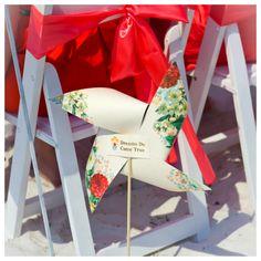 pinwheel destin beach wedding