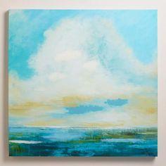 One of my favorite discoveries at WorldMarket.com: 'Sea Breeze' by Liz Jardine