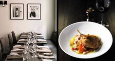 Seated: 80  A Culinary Collaboration with Acclaimed Chef Jeremy Strode  Private Dinning: Yes