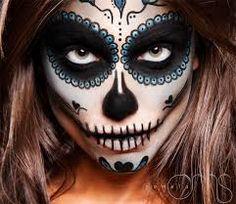 maquiagem caveira mexicana - Pesquisa Google
