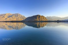 Indus River in Skardu by Imran Saeed / 500px
