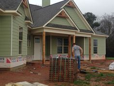 House Colors Body Sherwin Williams Baltic Sage Trim