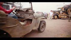 Welcome to American Cars Mania (Music by Wojtek Pilichowski)