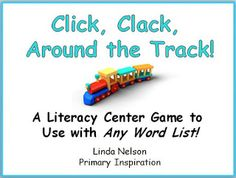 Classroom Freebies: Review Any Vocabulary with This Board Game!