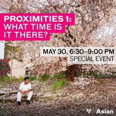 """This Thursday come see the new contemporary art exhibition, """"Proximities 1: What Time Is It There?"""" This is the first in a trilogy of intimate shows wherein some of the Bay Area's most exciting artists consider Asia (Larry Sultan's """"Antioch Creek"""" seen here). With opening remarks, in-gallery talks with the artists, music by Jacob Sperber (Honey Soundsystem), special cocktail/demo by Daniel Hyatt, and much more. Just $10, or FREE if you're a student with ID."""