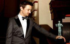 Jeremy Renner - Photograph by Al Seib - 2014 SAG Awards