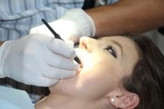Good dental health starts with regular checkups, visits to the dentist and proper oral hygiene. A person's everyday routine and habits determine their dental health. Dental Surgery, Dental Implants, Dental Hygienist, Teeth Surgery, Implant Dentistry, Dental Assistant, Dental Health, Dental Care, Oral Health