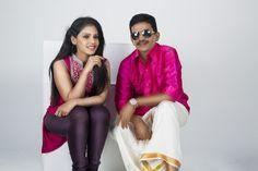 Cute Actors from the movie Saravanan Engira Surya