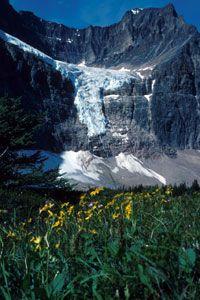 Angel Glacier, Jasper National Park