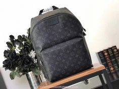 f2d216438e48 Louis Vuitton apollo backpack M43186 Luxury Backpacks
