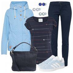 Winter-Outfits: CasualFriday bei FrauenOutfits.de #fashionista #mode #damenmode #damenkleidung #frauenoutfit #damenoutfit #casual
