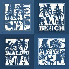 Set of us resorts t-shirt designs. T Shirt Design Vector, Shirt Designs, Illustration, Typography, Resorts, Creative, Shirts, Grunge, Logos