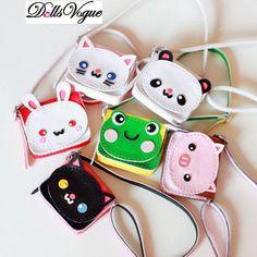 1:6 scale doll handbag for Blythe, Pullip, Dal, YOSD, Azone etc. handbag width…