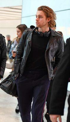 Luke in London