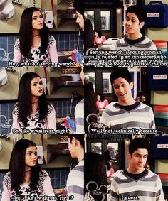 Alex, Justin nao é o seu dicionário ideal!