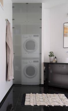 #styling #homestyling #tvättstuga #laundryroom Vindsetage i Vasastan | Move2