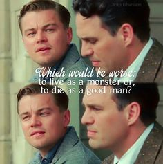 Shutter Island /<3 This quote ....