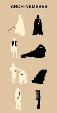 Star Wars Heros ... What is their biggest challenge?