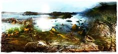 Janet Botes: Granger Bay Myoli Beach Ed.1/5: fine art | StateoftheART Photography For Sale, Fine Art Photography, Digital Collage, Fine Art Paper, Africa, Cape Town, Gallery, Beach, Artist