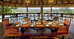 Experience a luxury safari in South Africa at Ulusaba, Sir Richard Branson's Private Safari Game Reserve. Enjoy twice daily game drives and unforgettable views. African Theme, African Safari, Richard Branson, Africa Safari Lodge, Game Reserve South Africa, Provinces Of South Africa, Private Games, Beautiful Space, Lodges