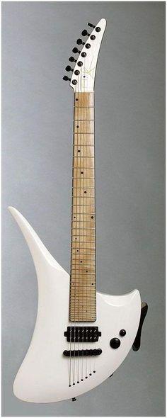 Cool Guitar Stuff : gary kramer 39 s 7 string delta wing f 1 ~ Hamham.info Haus und Dekorationen