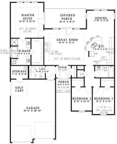 Elkview Ii also 349310514819301315 likewise Residential house foundation plan furthermore Floor Plans Downsizing furthermore  on basic ranch home with 3 car garage plans