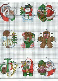 Figure natalizie semi piccole