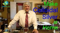 How to Make Colloidal Silver at Home (Part 1)