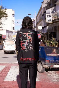 """Amidst the colors of Tangier, songwriter and musician Bobby Gillespie from Primal scream official explores the life of his inspiration: activist and writer Jean Genet, who lived in the ancient city in the 60s for """"The Performers"""" part of a film series created in collaboration with GQ."""