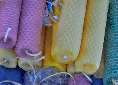 Green Your Shabbat Candles With Beeswax