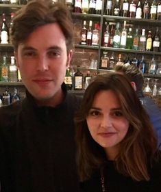 Tom Hughes, Jenna Coleman, Celebrity Crush, Crushes, Toms, Victoria, Couple Photos, Celebrities, Ship