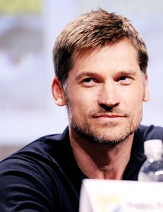 Nikolaj Coster-Waldau attends HBO's 'Game Of Thrones' panel and Q&A at San Diego Comic-Con 2014