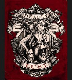 1000 images about 7 deadly sins on pinterest seven for Are tattoos a sin catholic