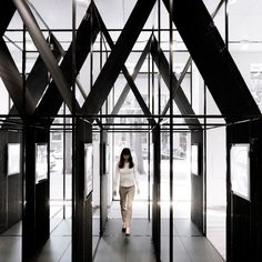 SET Architects' Album Bff016 installation doubles as a photography gallery
