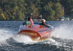 """Jitterbug"" The Barrelback Racer – The Best Of Both Worlds? 