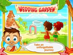 Wedding Garden HD - Get ready for an island adventure! The new Wedding Garden HD app for iPad comes to us from Game Insight sporting some seriously cheerful graphics and fun civilization builder style gaming with a cute back story and plenty of action to keep you enthralled for the long run. By completing quests, exploring new territories and building an awesome island full of wedding-worthy adventures, you'll create the ultimate wedding destination. Best of all, it's free to download…