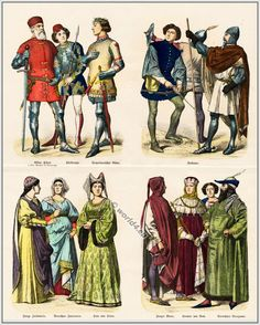 14th Century Archive - Page 2 of 4 - Costume and Fashion History